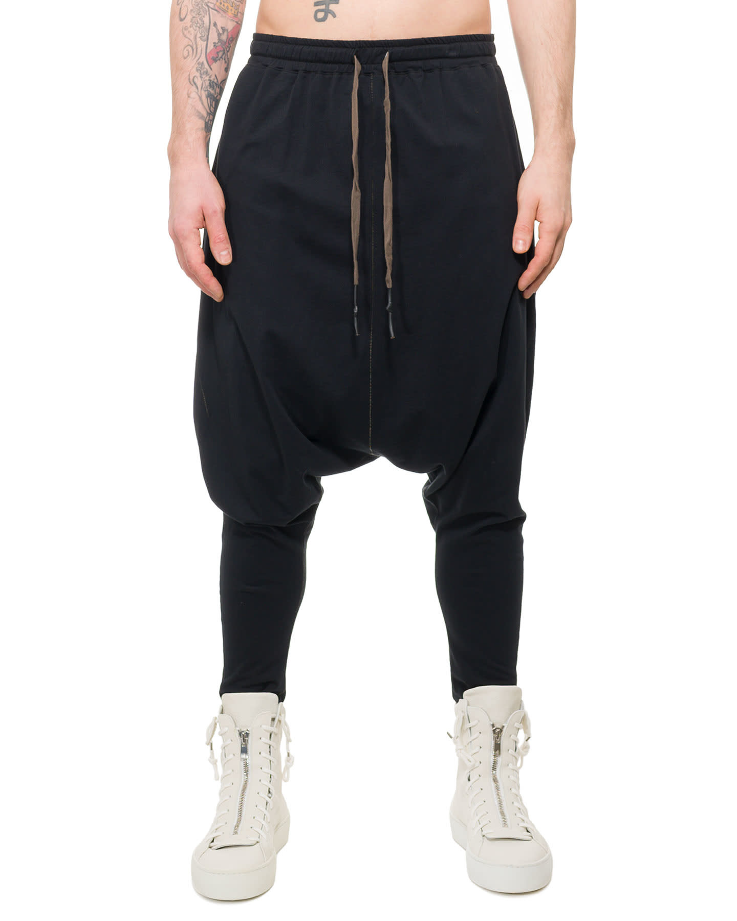 VAGENNIA PANTS - BLACK