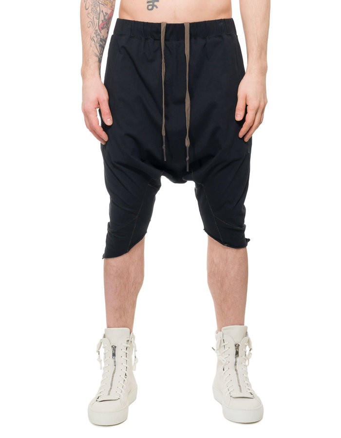 FIRST AID TO THE INJURED HOCLIDIC SHORTS - BLACK