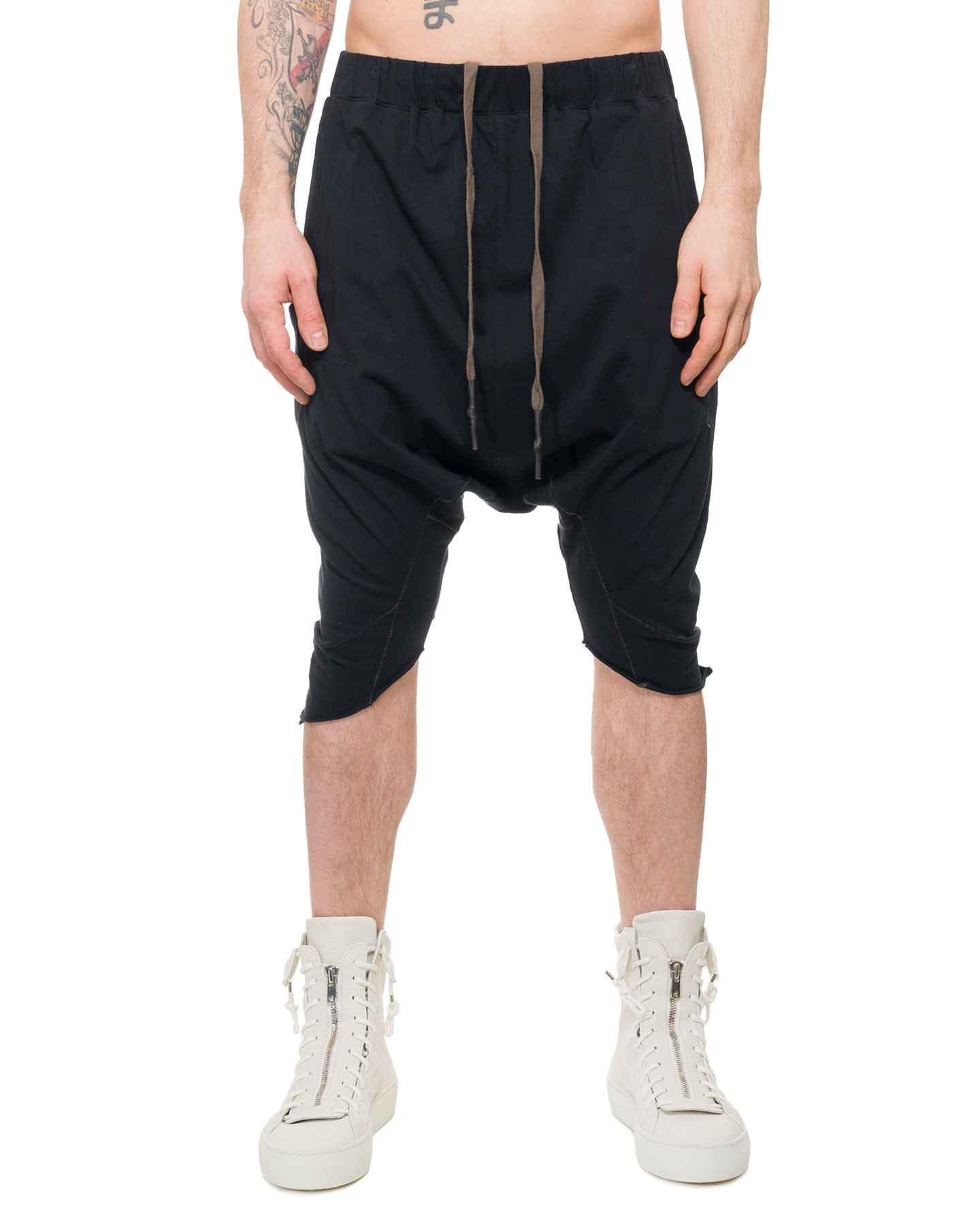 HOCLIDIC SHORTS - BLACK