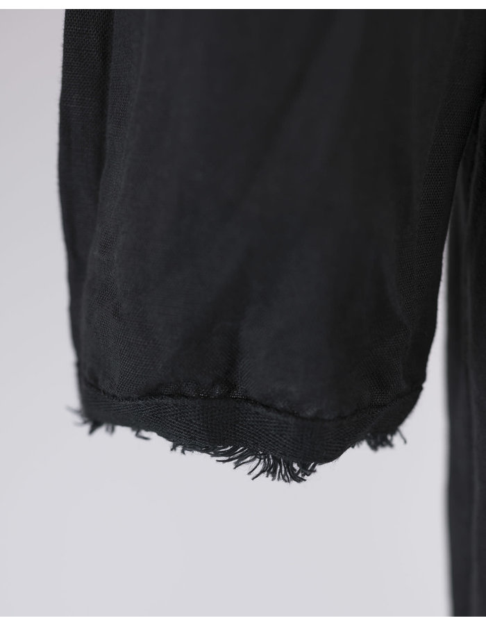 FIRST AID TO THE INJURED SCAPHA CARDIGAN 19 - BLACK