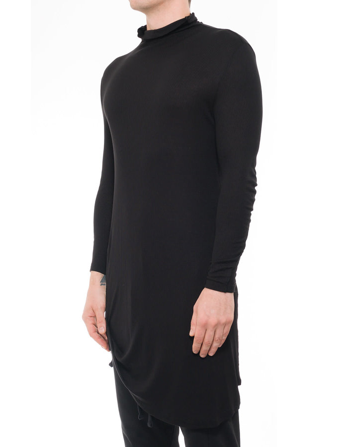 FIRST AID TO THE INJURED NIGLIA BLOUSE - BLACK
