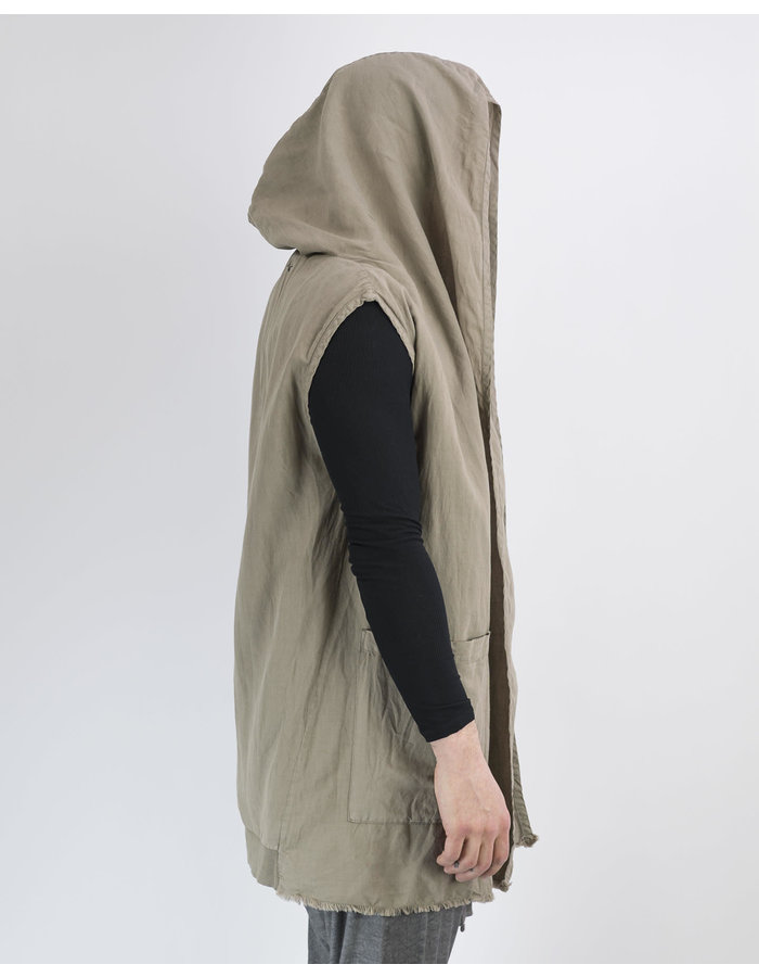 FIRST AID TO THE INJURED STERNUM WAISTCOAT 19 - DUNE
