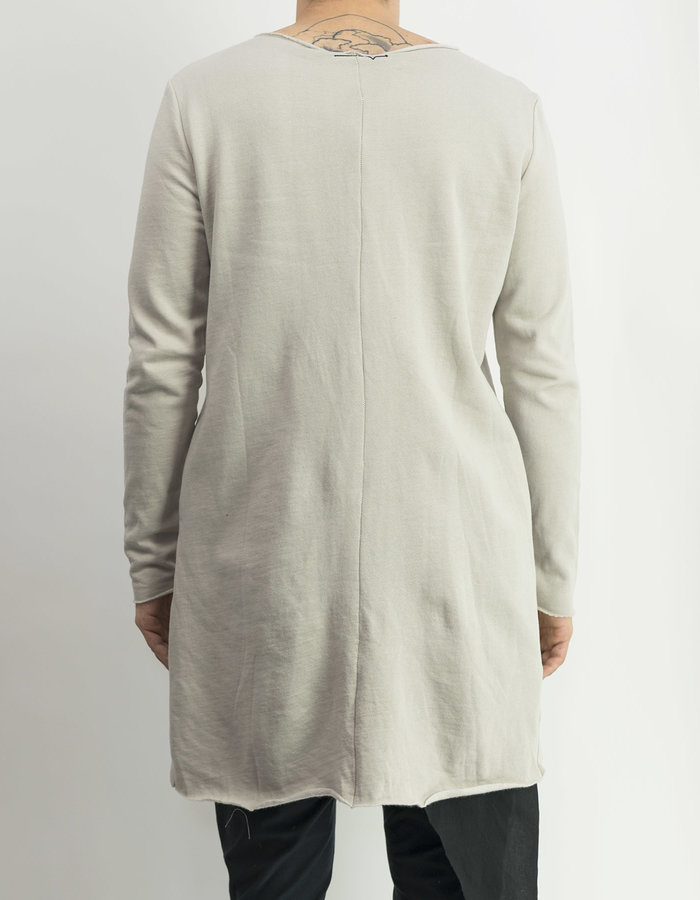 FIRST AID TO THE INJURED PHRENIC SWEATER - CLOUD