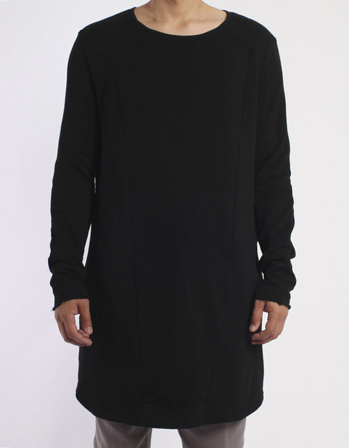 FIRST AID TO THE INJURED INCUS SWEATER - BLACK