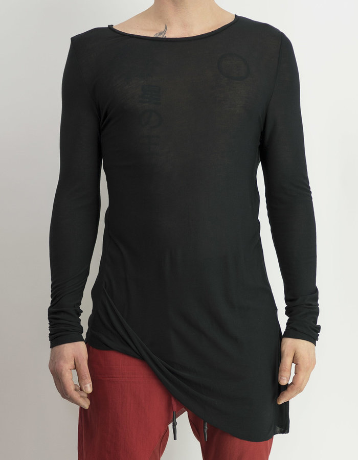 FIRST AID TO THE INJURED FLEXOR BLOUSE - BLACK