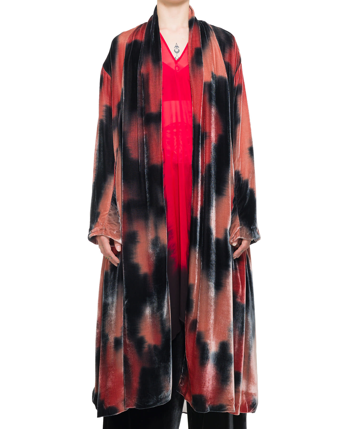 DRESSING GOWN DUSTER