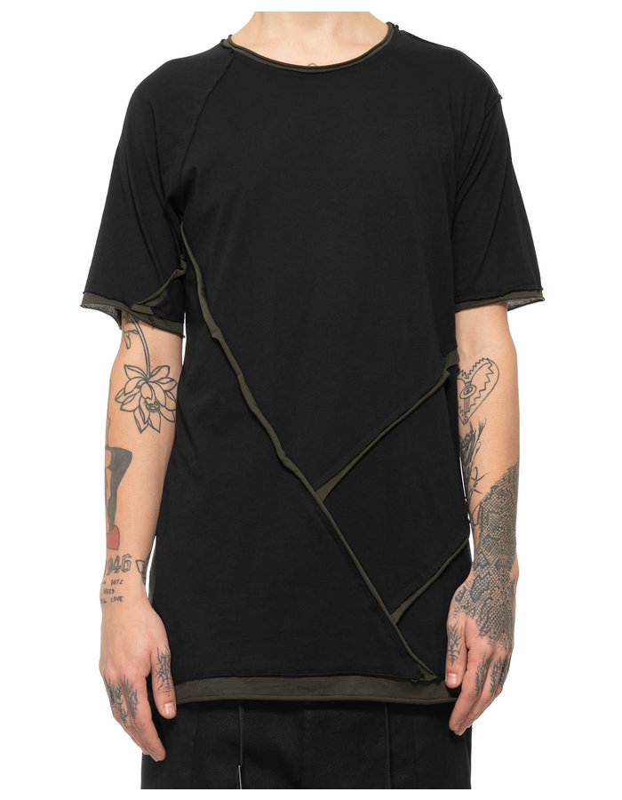 ARMY OF ME CONTRAST T-SHIRT 39