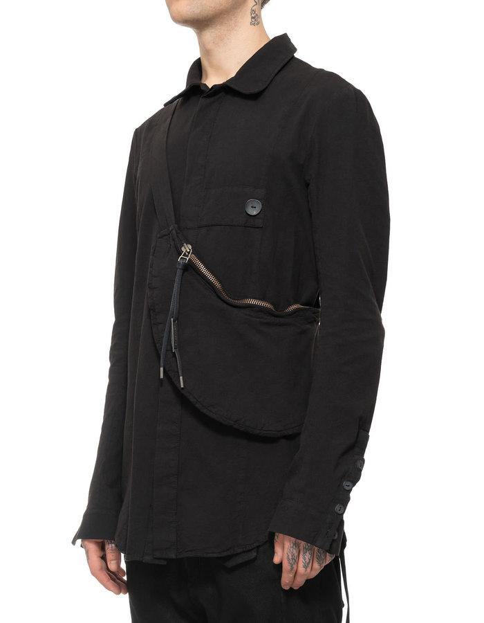 ARMY OF ME DETACHABLE BAG SHIRT 17