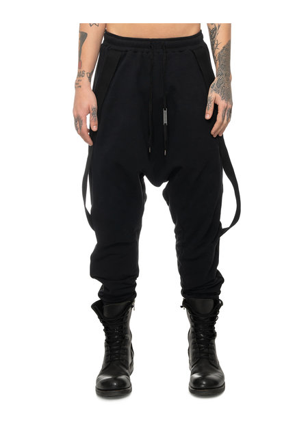 ARMY OF ME SIDE STRAP DROP CROTCH SWEATPANTS 57