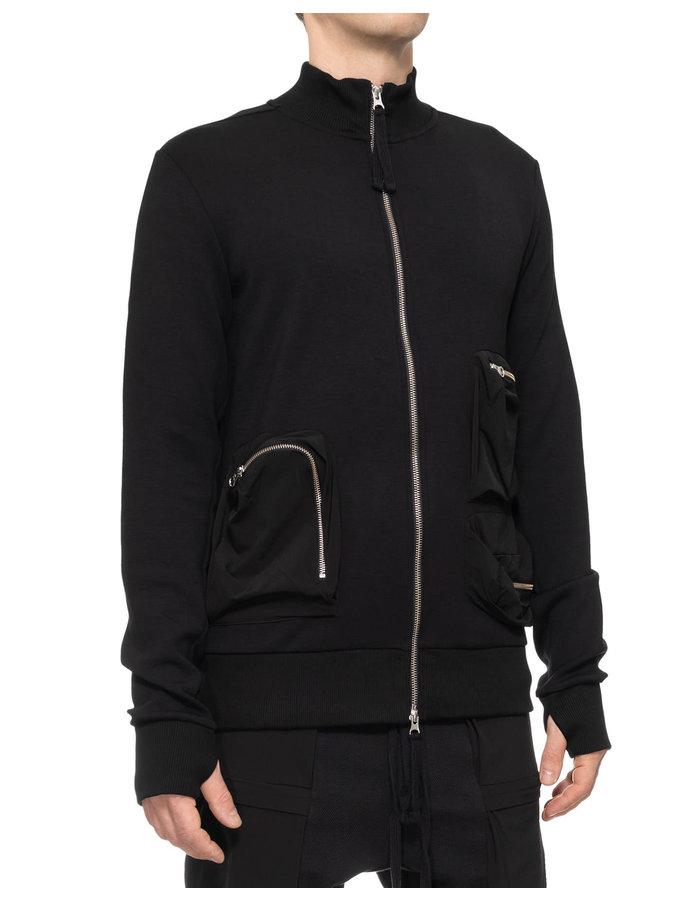 THOM KROM Stretch Modal Multi-Pocket Jacket