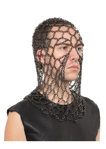 DAVIDS ROAD CHAIN HOOD MASK