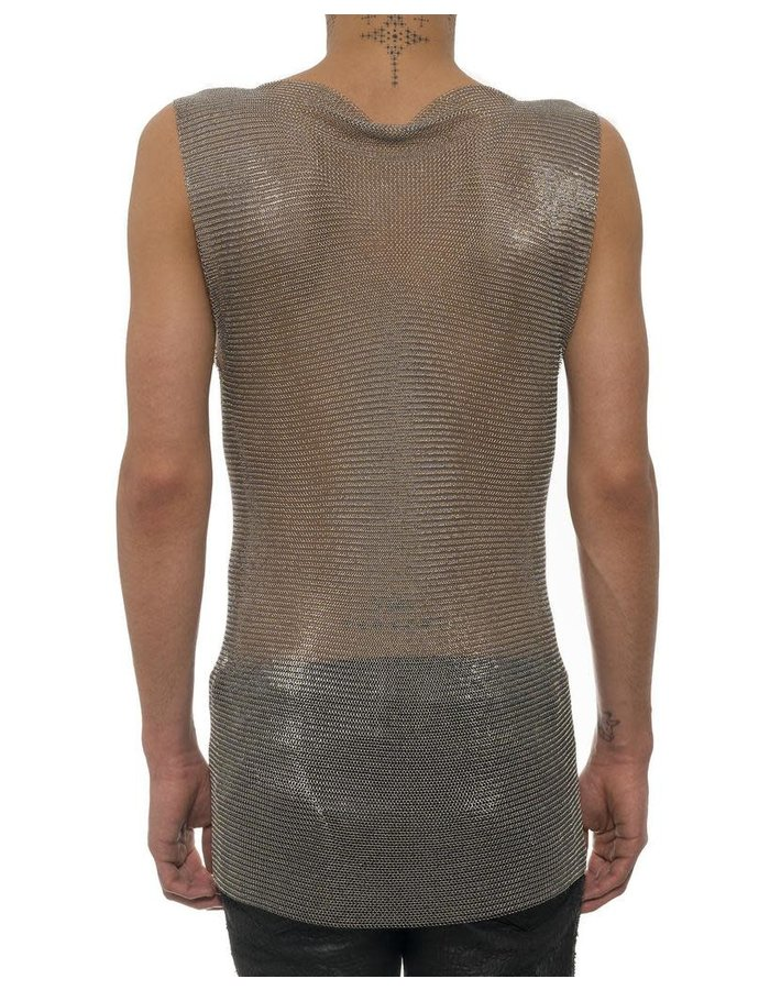 SHOP UNTITLED PRIVATE LABEL CHAIN MAILLE TEE SHIRT