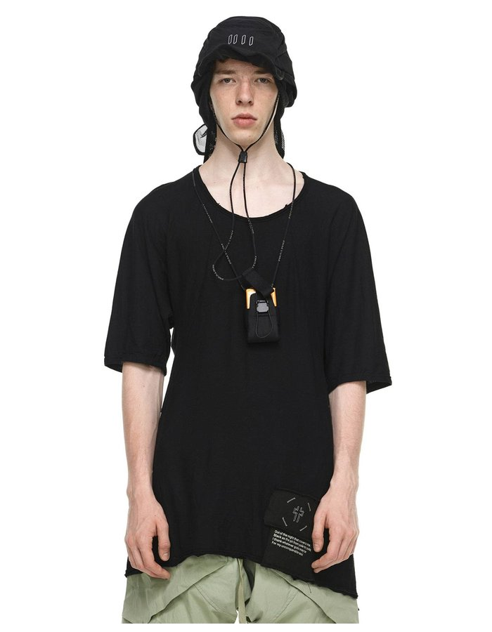 HAMCUS TROPICAL SCOUT CAP V2 - BLACK