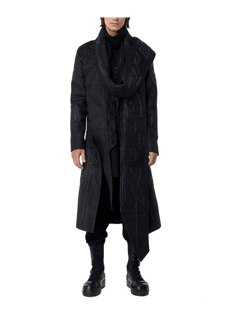 GELAREH DESIGNS NASRANI MENS COAT