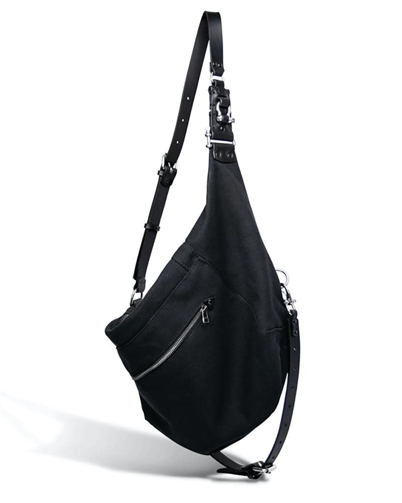 MITAE T CANVAS SHOULDER BAG
