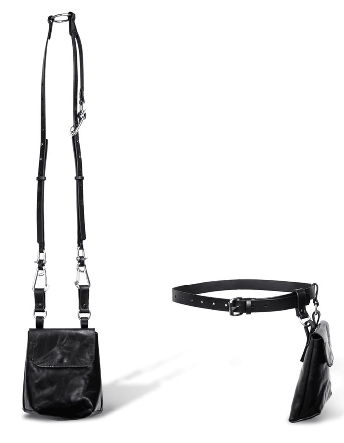 TEO + NG MILO HARNESS CONVERTIBLE POUCHES