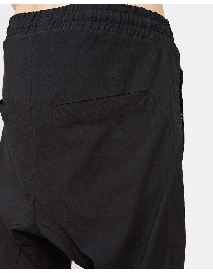 THOM KROM Linen and Viscose Jogger W/ Leg Pocket