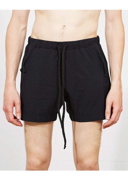THOM KROM ZIP POCKET SWIM TRUNKS 21 - BLACK