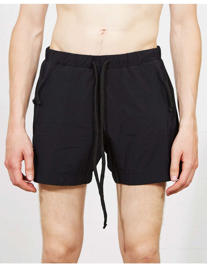 THOM KROM Zip Pocket Swim Trunks 21 - Black