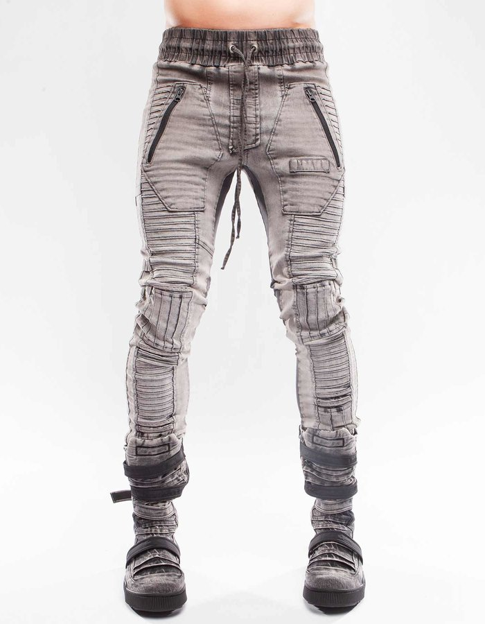 DEMOBAZA JEANS FIT RIDE IN