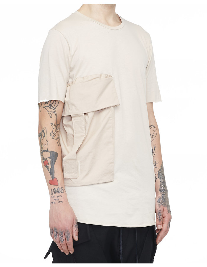ARMY OF ME T-POCKET T-SHIRT 25 - SAND