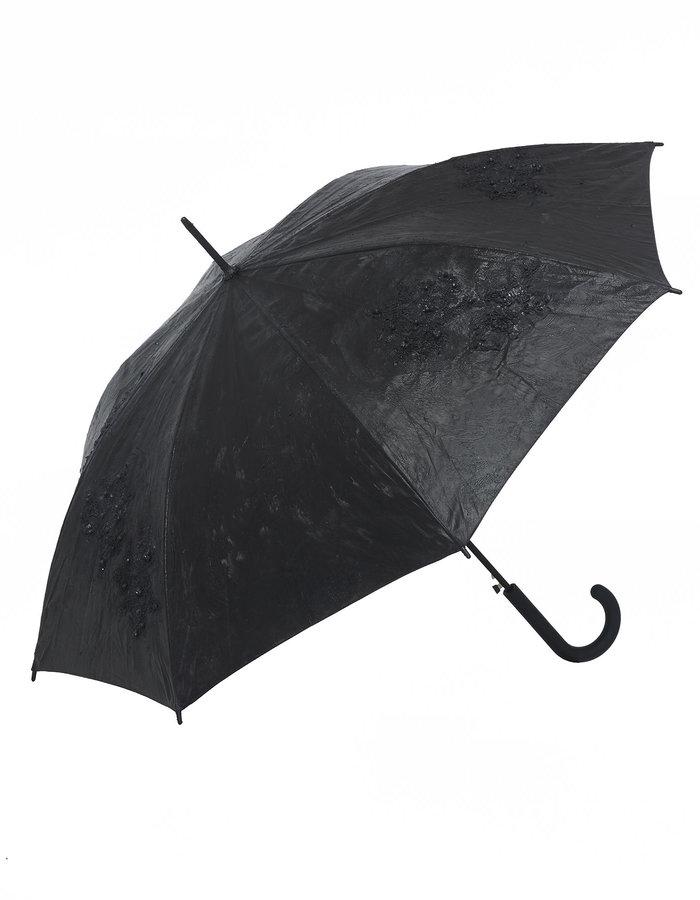 "SANDRINE PHILIPPE Upcycled ""Pearl"" Silicone Coated Umbrella"