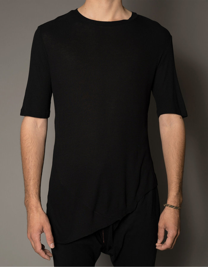 FIRST AID TO THE INJURED ROAMINY T-SHIRT - BLACK