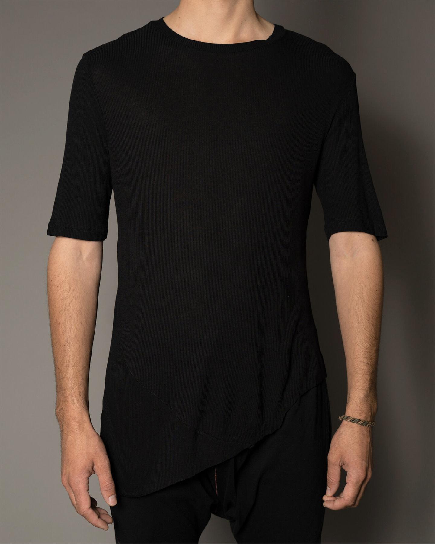 ROAMINY T-SHIRT - BLACK