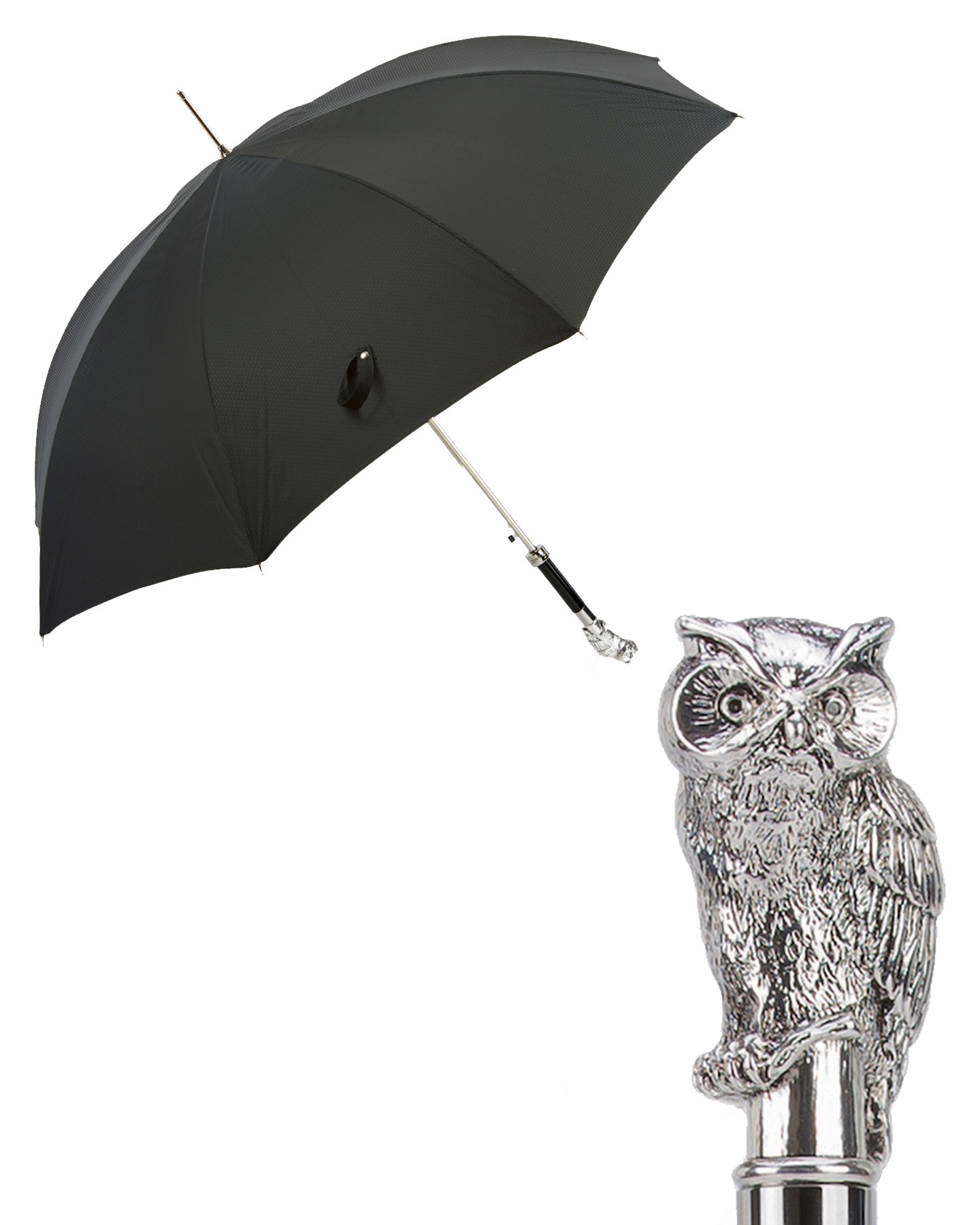 SILVER OWL UMBRELLA