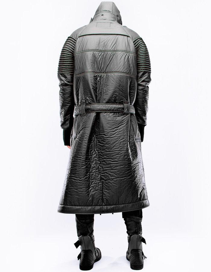 DEMOBAZA TOP COAT ONENESS M - BLACK