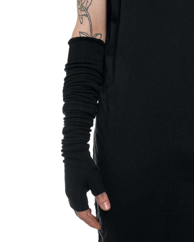 LONG DOUBLE JERSEY GLOVES