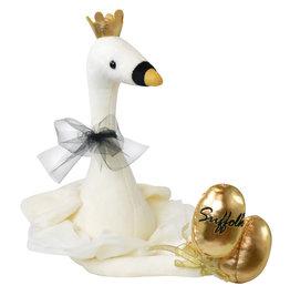 Suffolk 1576 Swan Plush Merde Gift