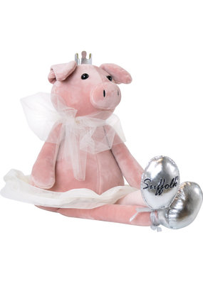 Suffolk 1577 Pig Plush Merde Gift