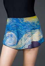 Suffolk 1009A Masterpiece High Low Pull-On Skirt