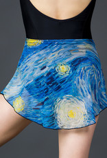 Suffolk 1009C Masterpiece High Low Pull-On Skirt Tween