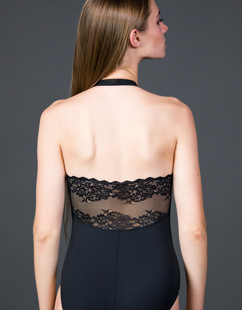 Suffolk 2243A Summer Halter with Lace Back