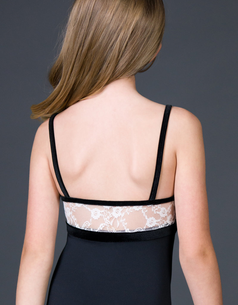 Suffolk 2250C Phantom Empire Lace Camisole