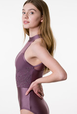 Suffolk 2220A Springfield High Neck with Mesh Overlay