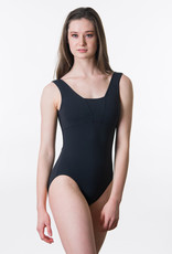 Suffolk 2215A 'V' Neck Tank with Low Mesh Back