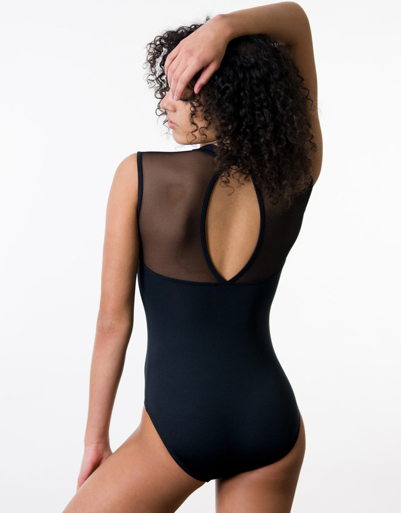 Suffolk 2216A Illusion Sweetheart Tank with Keyhole Back
