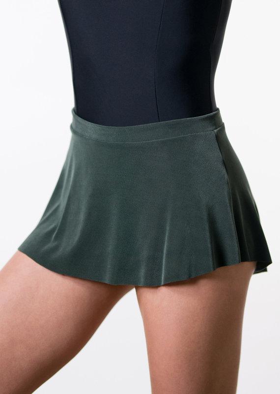 Suffolk 1006C Pull-on High Low Slinky Skirt Tween