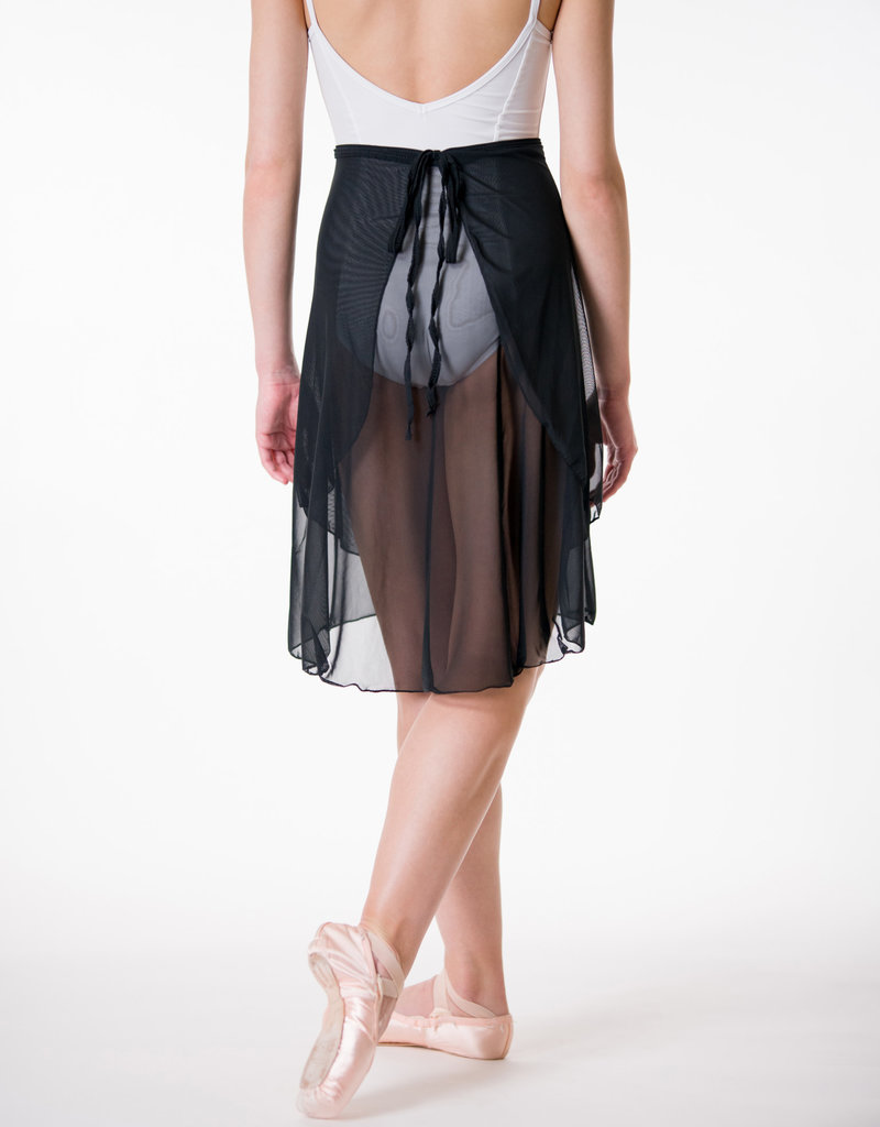 Suffolk 1011A High Low Wrap Skirt
