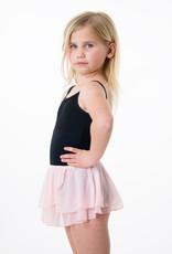 Suffolk 1002C Kid's Double Tiered Skirt