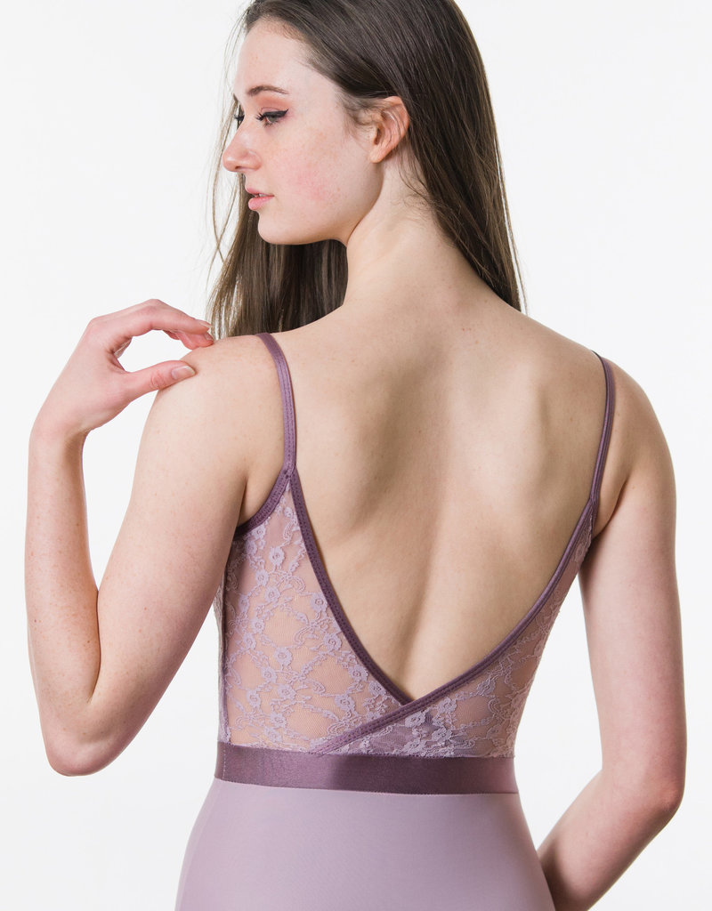 Suffolk 2313A Daydream Cross Back Lace Camisole