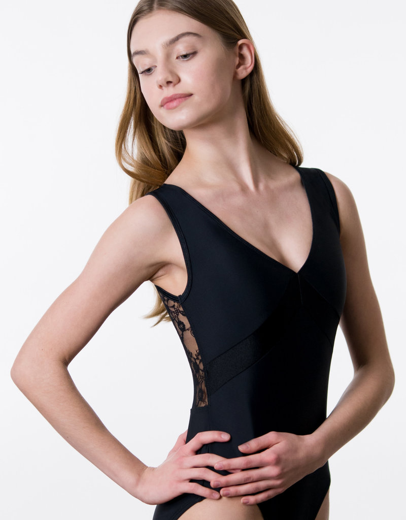 Suffolk 2315A Daydream Tank with Lace Back