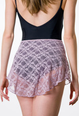 Suffolk 1009A Daydream High Low Pull-On Skirt