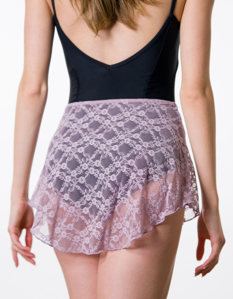 Suffolk 1009C Daydream High Low Pull-On Skirt