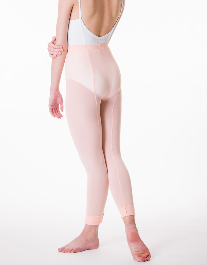 Suffolk 5030A Convertible Mesh Tight with Backseam Adult