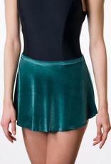 Suffolk 1009A Gemstone High Low Pull-On Skirt