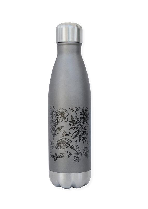 Suffolk 1583 Print Water Bottle
